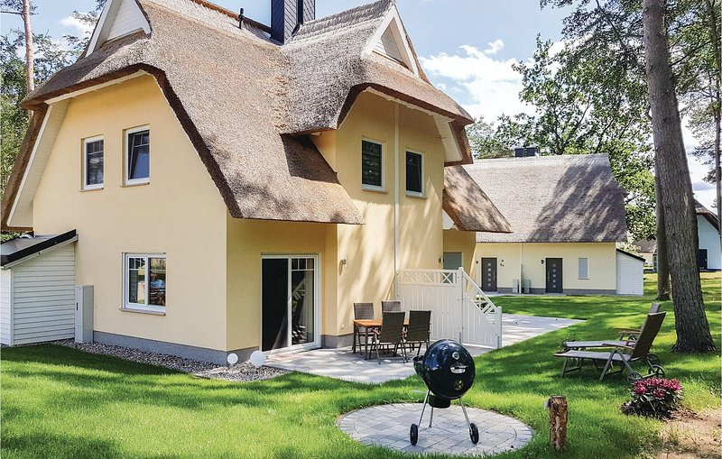 Kiek in' Wald (DMU176), holiday rental in Zirchow