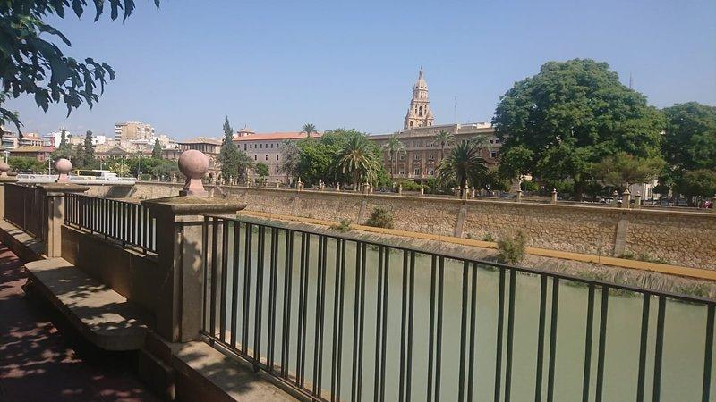 La Casa del Río. 300 metros de la catedral., holiday rental in Espinardo