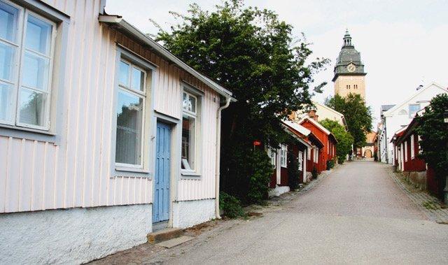 Pensionat Gyllenhjelmsgatan Strängnäs – semesterbostad i Strängnäs