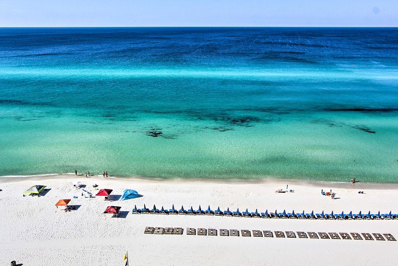 Head to PCB and stay at this beachfront vacation rental!