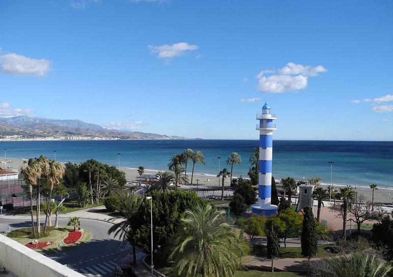 20 minutes en voiture de la plage (Torre del Mar)
