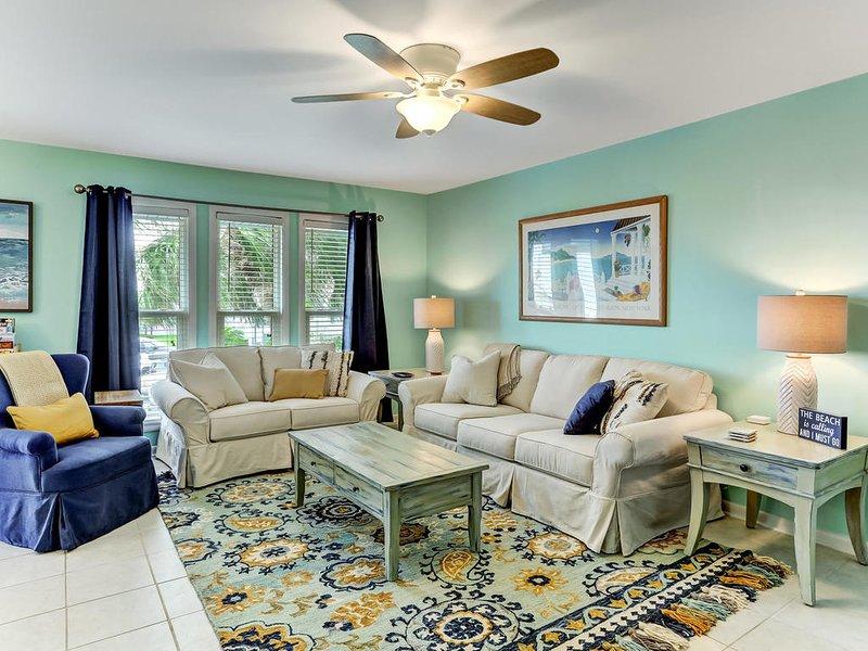 Living Room - Comfy!