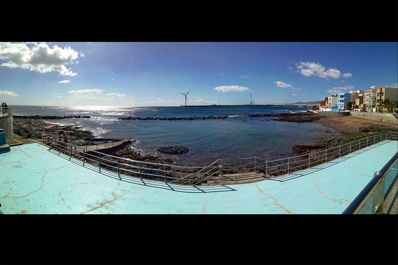 Arinaga Beach -Zoco Negro