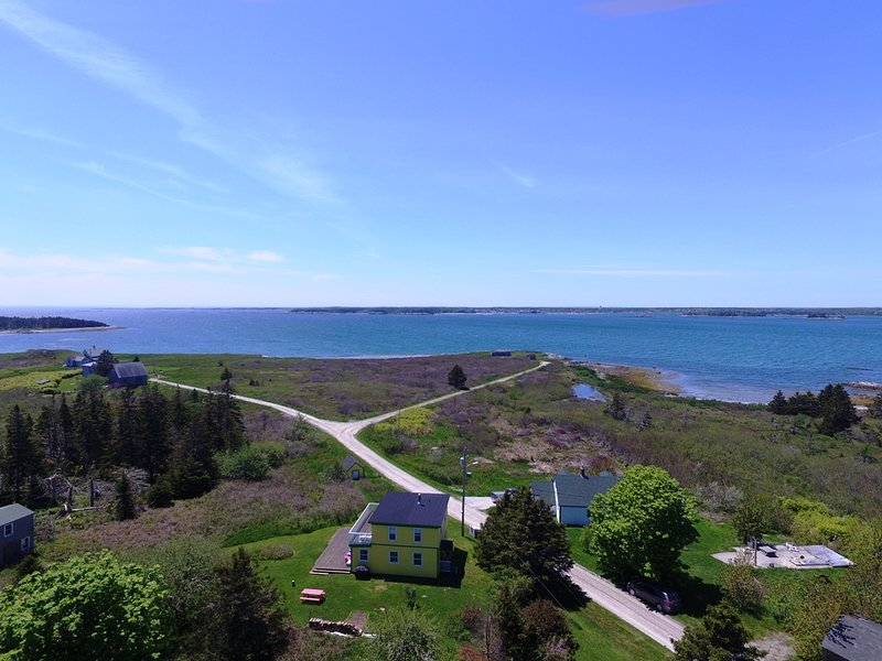 Bright View Cottage, aluguéis de temporada em Shelburne