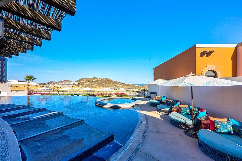 This home has access to the Copala at Quivira resort amenities.