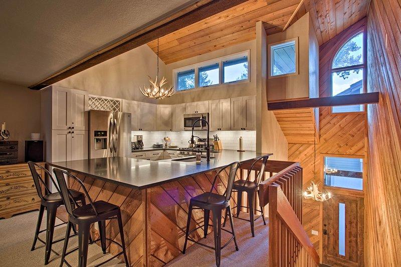 Le avventure di Beaver Creek ti aspettano con questo condominio con 3 letti e 3 bagni come base di partenza.