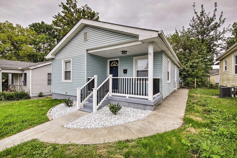 Hamilton Home ~13 Miles to Miami University!, holiday rental in Liberty Township