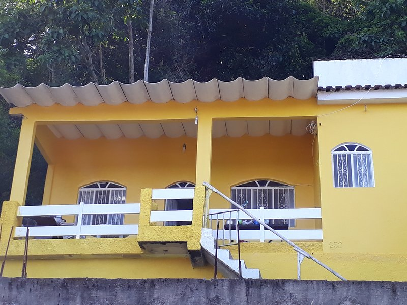 Casa de praia em Junqueira. O Caribe Brasileiro, holiday rental in Vila Muriqui