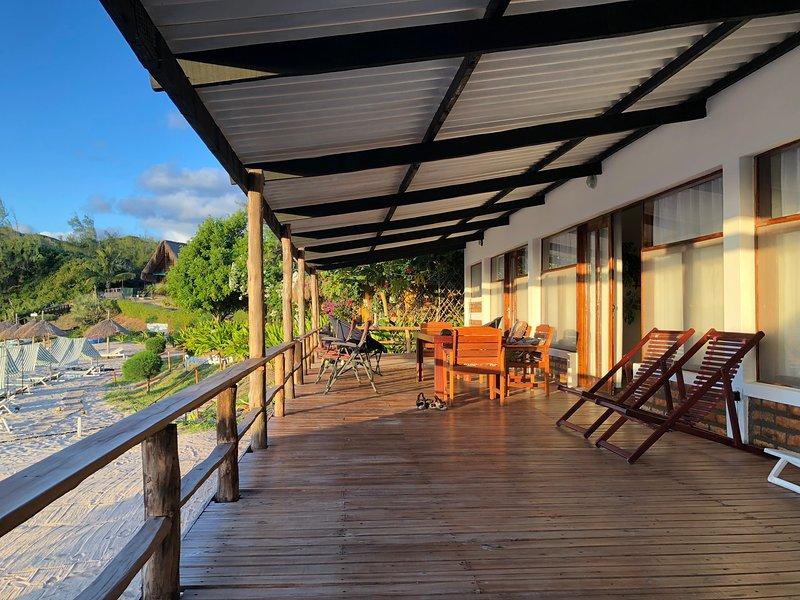 Massala Beach House, alquiler de vacaciones en Mozambique