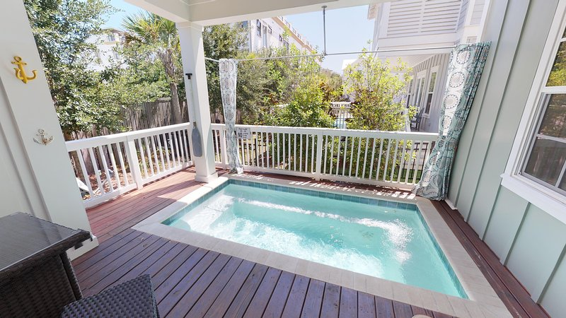 Private Pool with Heated Option Avaliable
