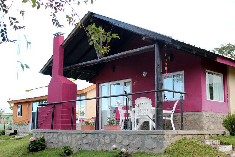 Wara Kusi - Casitas de Campo 33, holiday rental in El Bordo