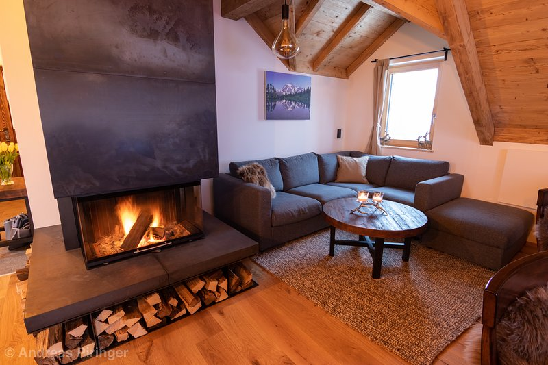 Chalet 'Hirsch' - Brand new luxury chalet, holiday rental in Moederbrugg