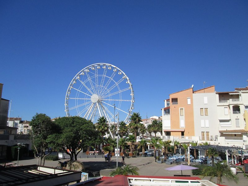 1 Bed Apartment / Centre Port, holiday rental in Cap-d'Agde