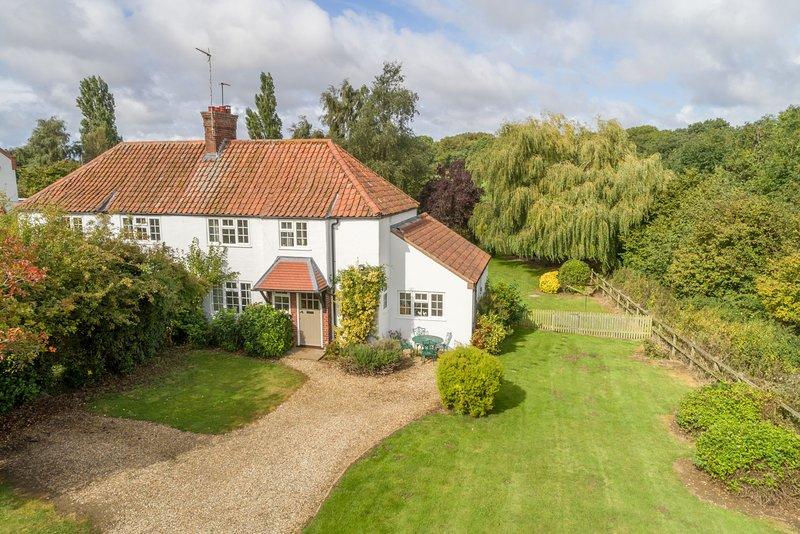 Easter Cottage, casa vacanza a Burnham Deepdale