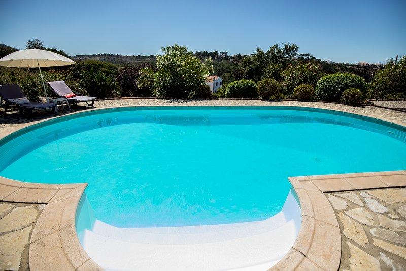 Amazing house with pool access, Ferienwohnung in Venda do Pinheiro