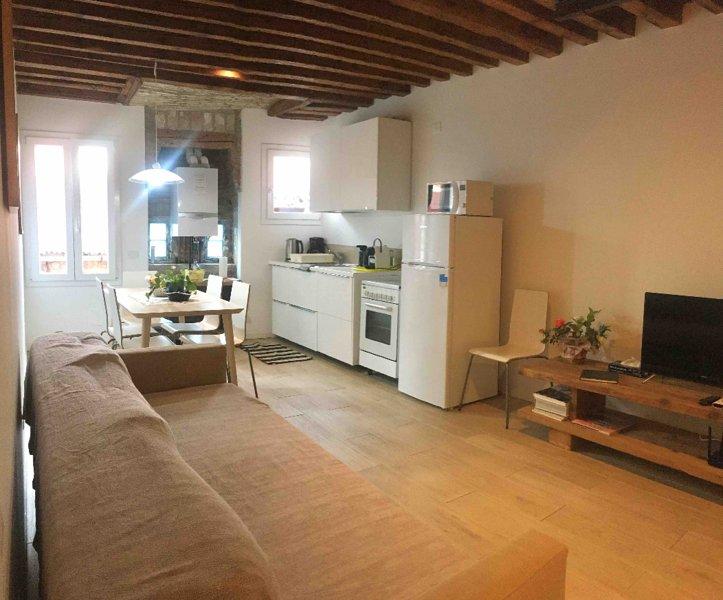S. Caterina - Appartamento x 5 'Scampo', aluguéis de temporada em Cannaregio