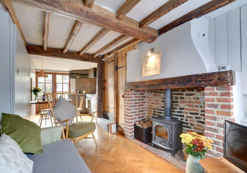 Ivy Lane, holiday rental in Bishopsbourne