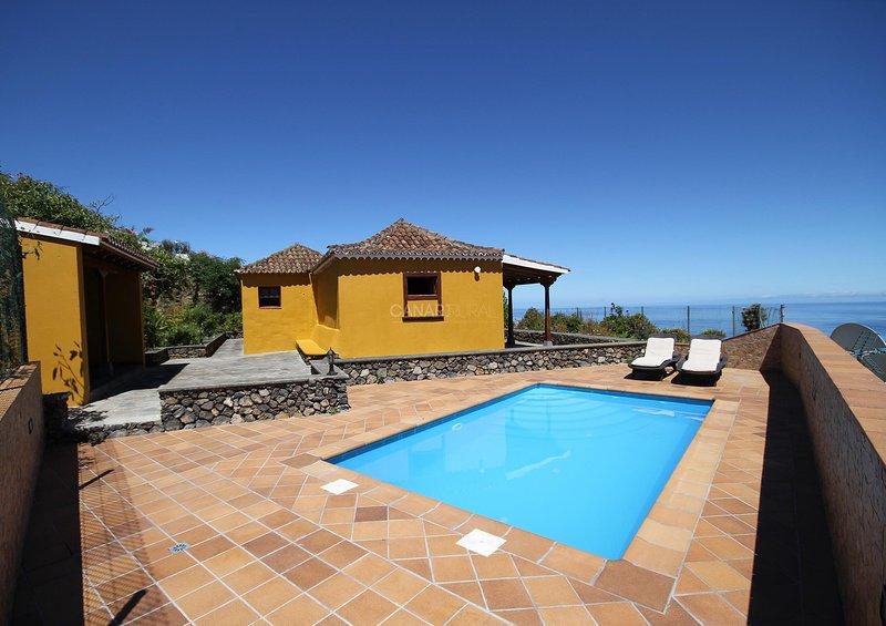 Charming Country house Argual, La Palma, casa vacanza a San Andres y Sauces