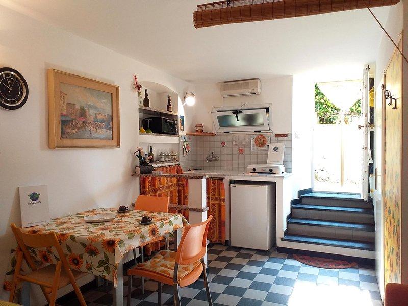 ILA2402 La Casetta del Borgo, casa vacanza a Sestri Levante