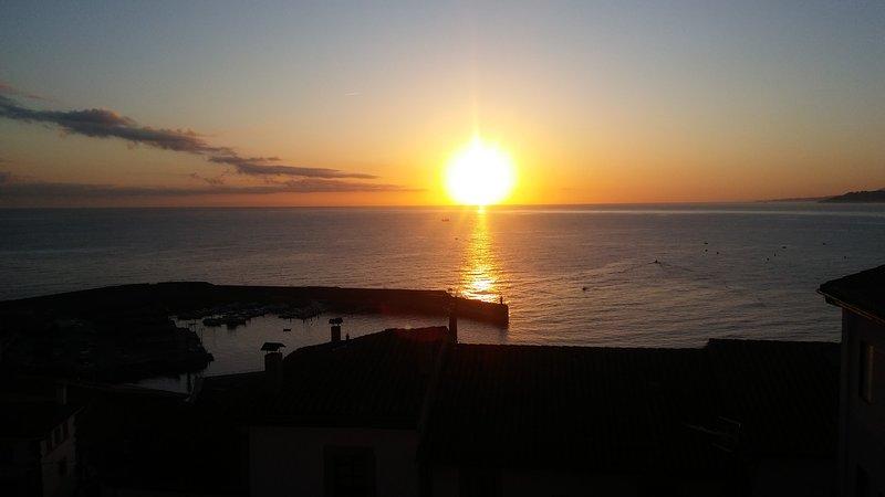 Cau la mar.Casa de pescador con encanto frente al mar. LASTRES,ASTURIAS,ESPAÑA., vacation rental in Lastres