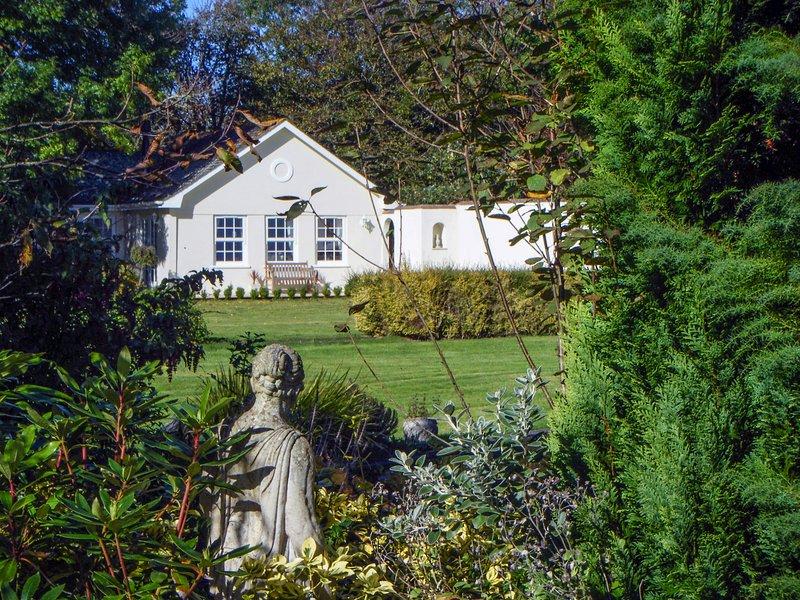Charlton Lodge, Mawnan smith, holiday rental in Mawnan Smith