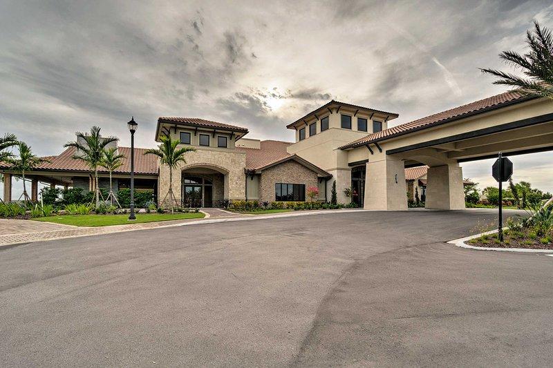 Esplanade al Lakewood Ranch promette un soggiorno assolutamente imbattibile!