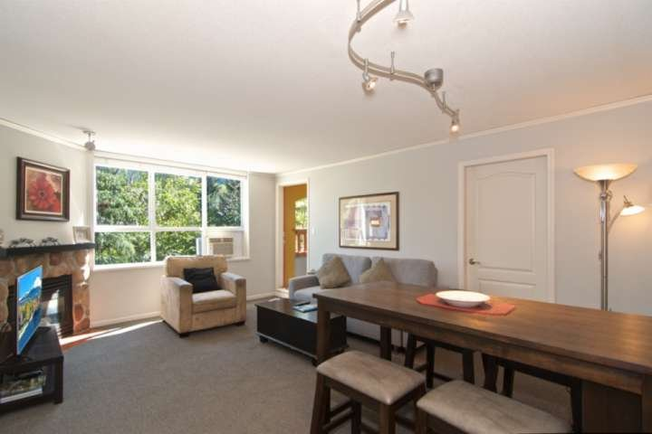 Professionally managed and cleaned by iTrip Vacations:  Heart of Whistler! Cozy, holiday rental in Whistler