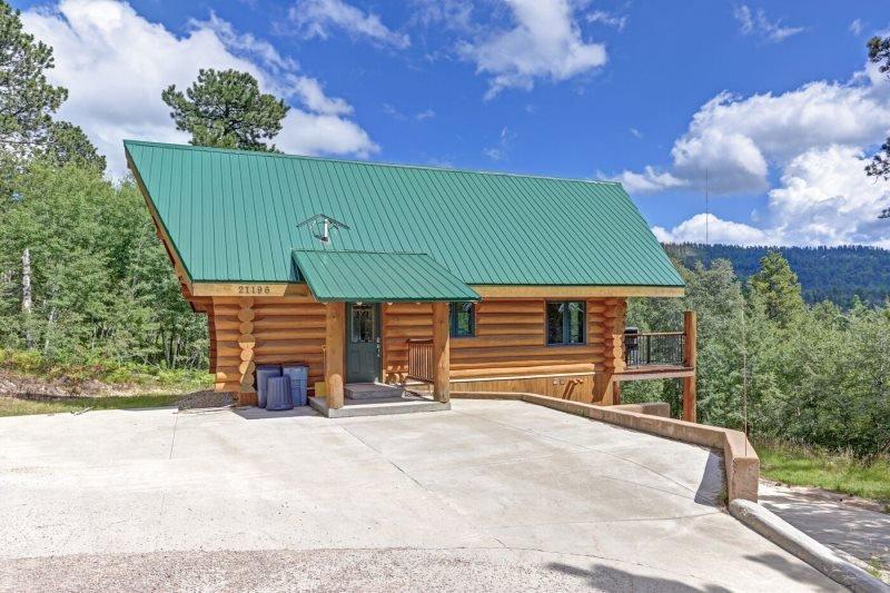 Dakota Log Cabin, location de vacances à Lead