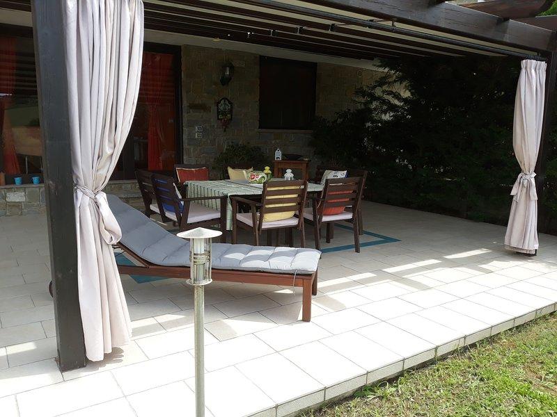 CasaPaoma tra mare e campagna - Agropoli - Cilento, location de vacances à Agropoli