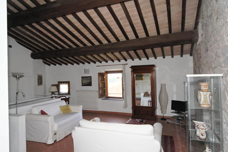 Spacious house with terrace, casa vacanza a Bientina