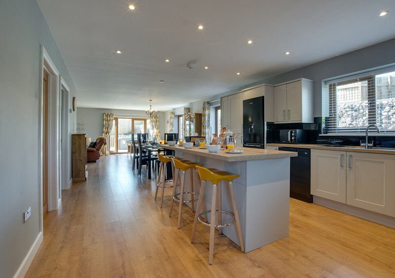 Breconview Lodge, holiday rental in Abercraf