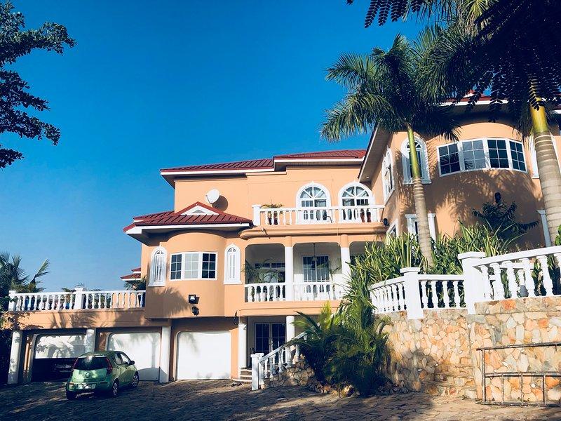 Villa ocean view, vacation rental in Odorkor