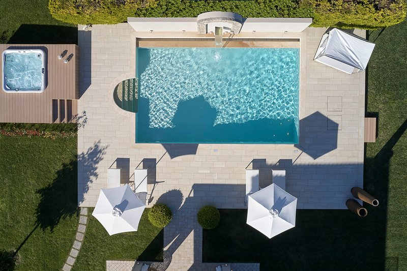 Dassia Villa Sleeps 4 with Pool and Air Con - 5812438, holiday rental in Limni