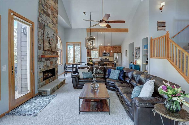Marble Mountain Retreat, vacation rental in Breckenridge