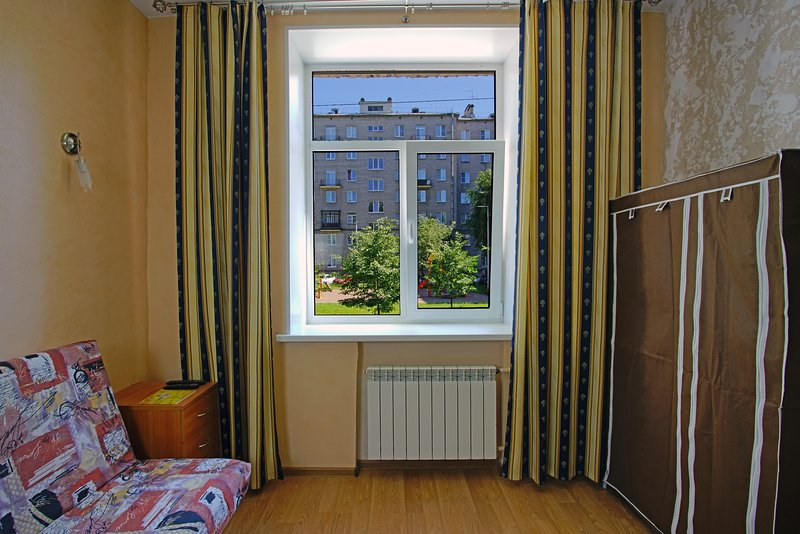 Apartment-Studio Avtovo, vacation rental in Peterhof