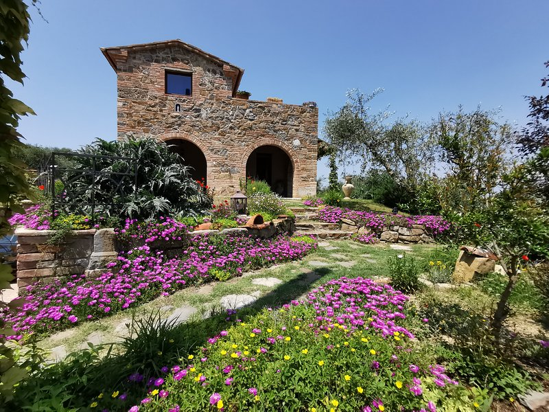 Poggio dell'Eremita, vacation rental in Rigomagno