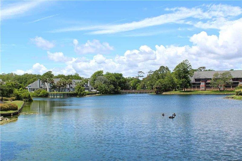 Acqua, Natura, Lago, Edificio