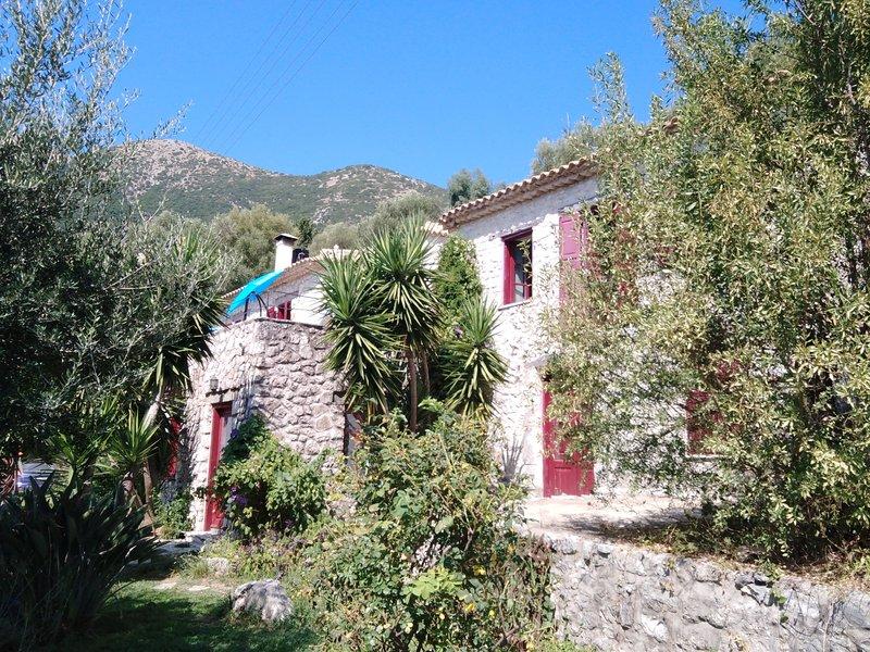 Luna Llena locatio de vacance, vacation rental in Lefkada