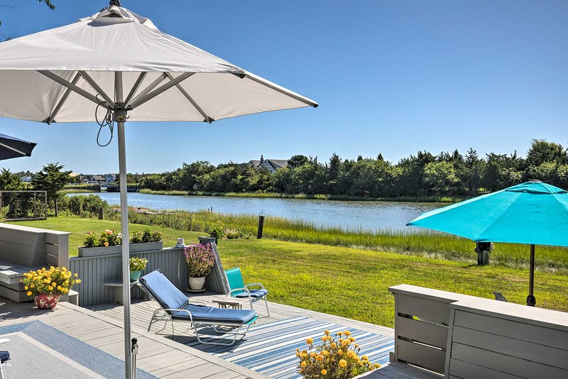 Who says summer is just for kids? Escape to this Southampton home this summer!