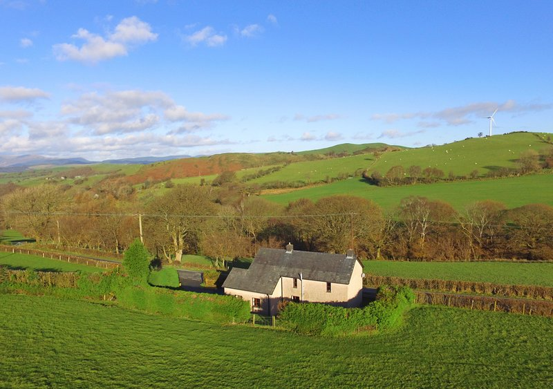 Hendre, holiday rental in Machynlleth