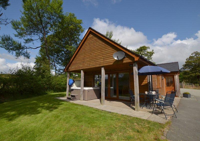 Llanddewi Retreat, location de vacances à Crossgates