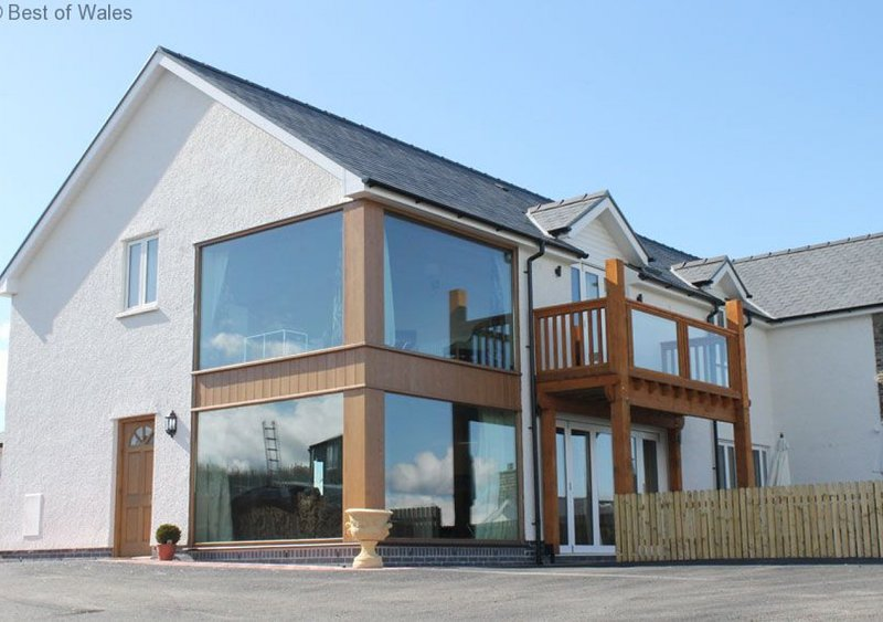 Llety Cambrian, vacation rental in Bow Street