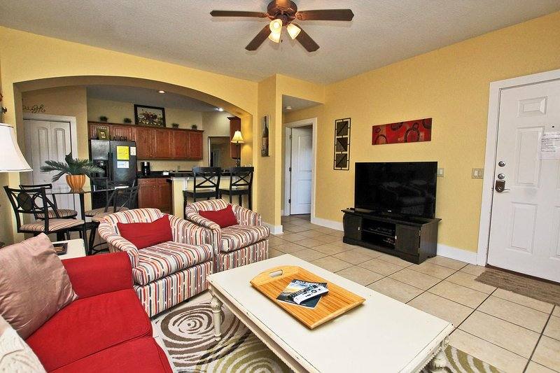 1st Floor Living Space