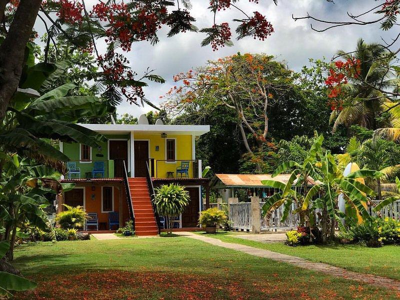 Aguaviva Villa at Del Mar Eco Lodging, vacation rental in Luquillo