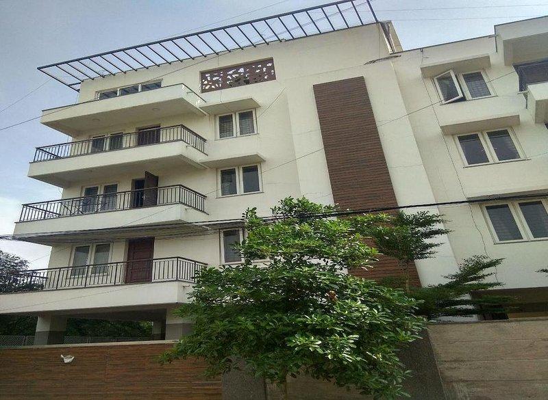 Srishti Rentals, vacation rental in Muttukadu