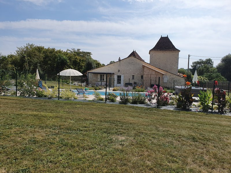 Le Pigeonnier, vacation rental in Saussignac