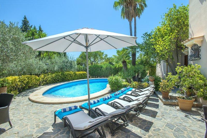 Exclusive Villa Suavet Petit with Giant Pool Chalet in Puerto Pollensa
