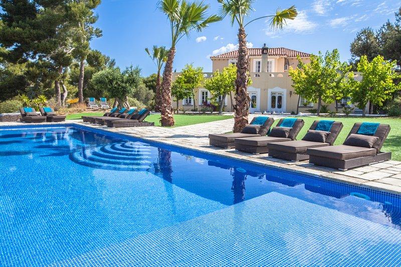 Casa Nova Estate Sitges, vacation rental in Sitges