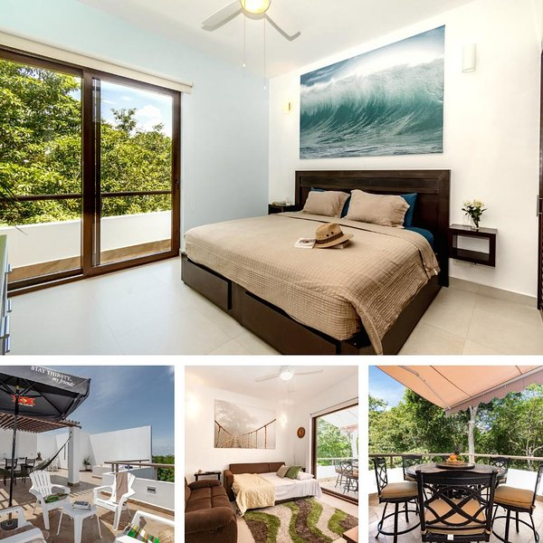 Comfy Family Escape PH! Access to Beach, Resorts & Pools, vacation rental in Chacalal