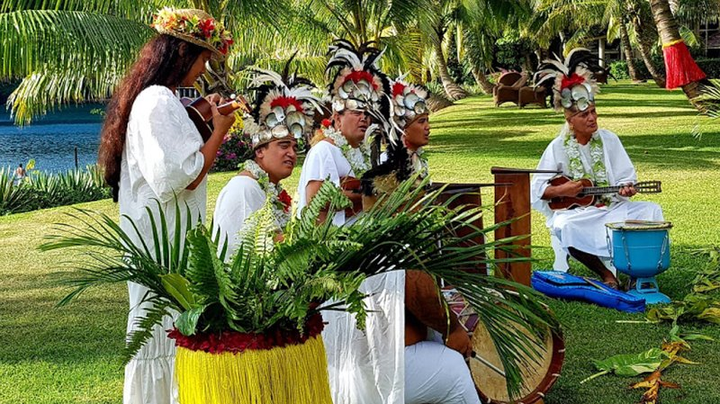 Polynesian traditional song groups with beautiful melodies, come and listen to them!